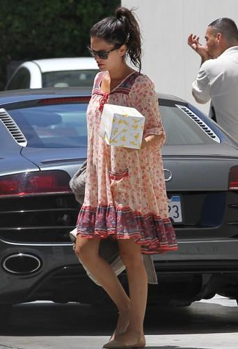 Rachel Bilson à Los Angeles le 21 juin 2014