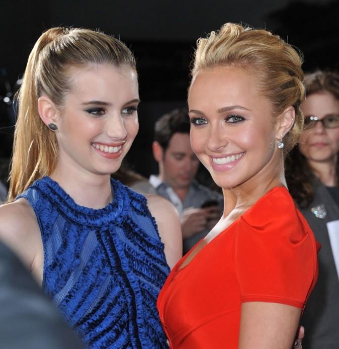 Deux blondes sublimes, deux styles !