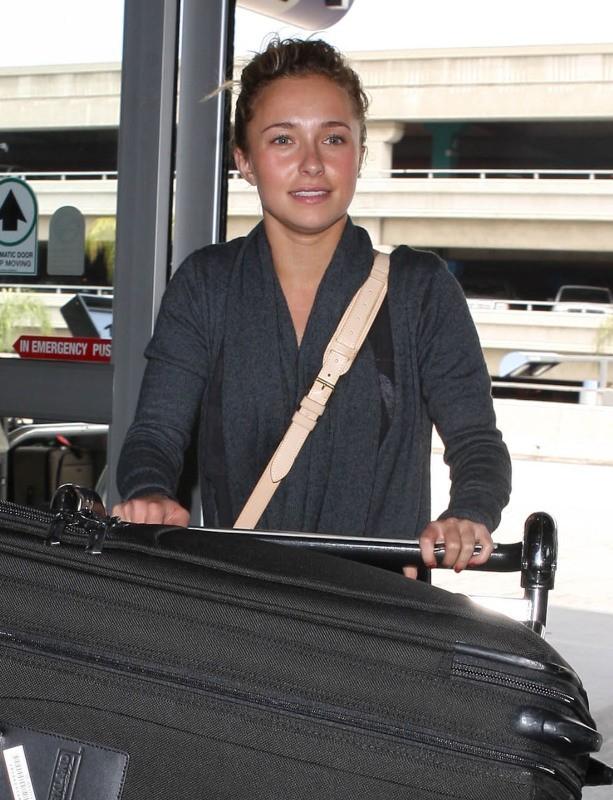 Hayden Panettiere le 24 mai 2013 à Los Angeles