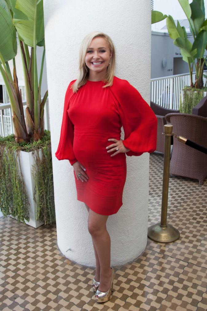 Photos : Hayden Panettiere : heureuse et radieuse, la grossesse lui va si bien !