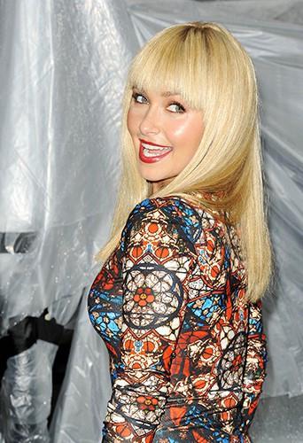 Hayden Panettiere à New-York le 28 août 2013
