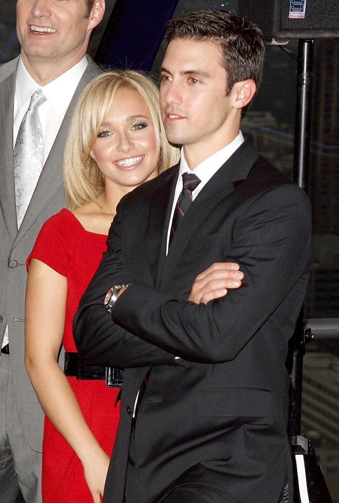 Photos : Hayden Panettiere et Milo Ventimiglia en 2007