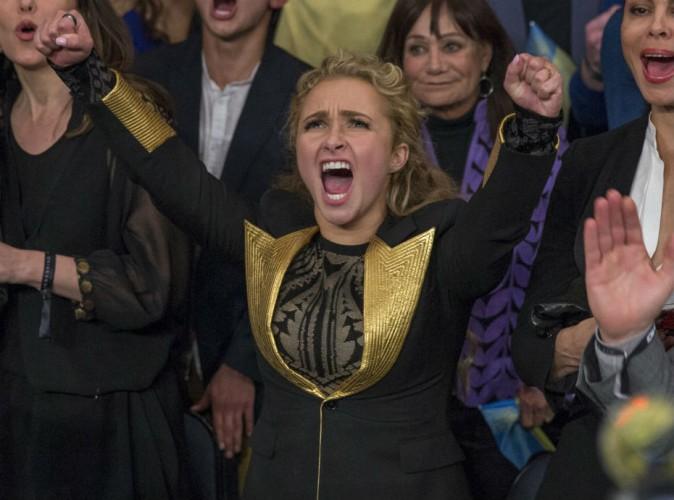 Hayden Panettiere : survoltée pour son homme, elle fait trembler le Madison Square Garden !