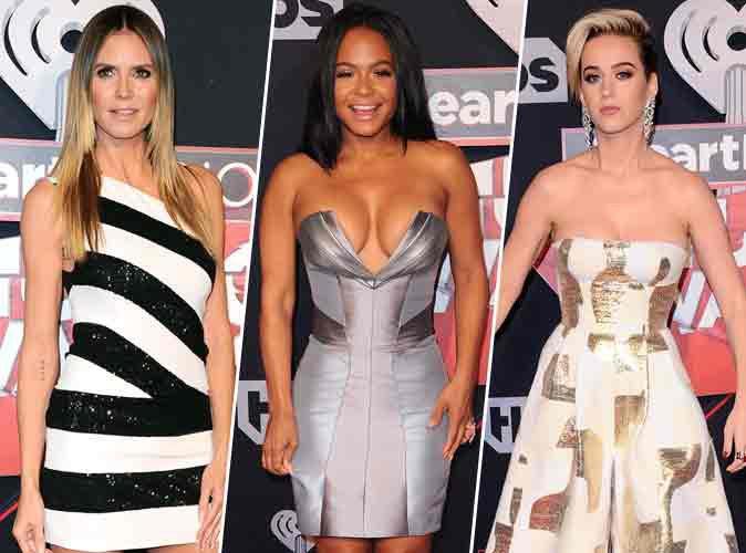 Heidi Klum, Christina Milian, Katy Perry : battle au sommet pour les iHeartRadio Music Awards !