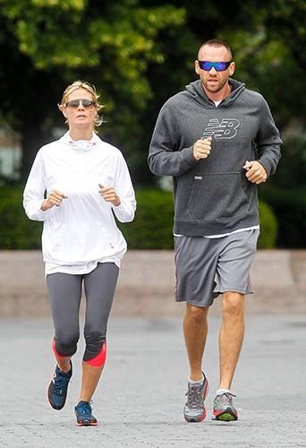Heidi Klum et Martin Kristen à New-York le 14 juin 2013