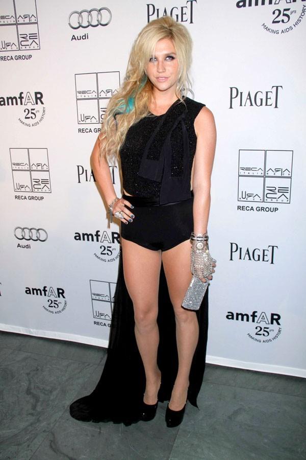 Kesha mise sur son côté sauvage, grrrr !