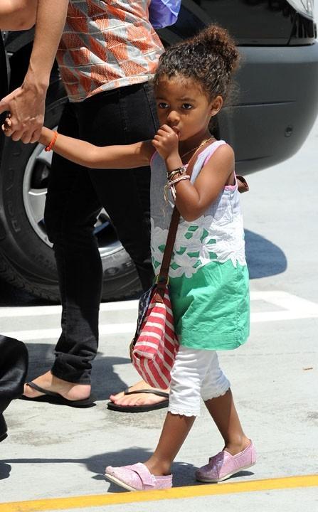 Lou, une baby fashionista