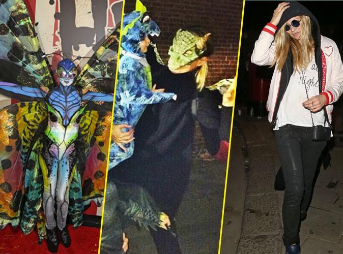 Photos : Heidi Klum, Gisele Bündchen, Kate Moss : les tops aussi fêtent Halloween !