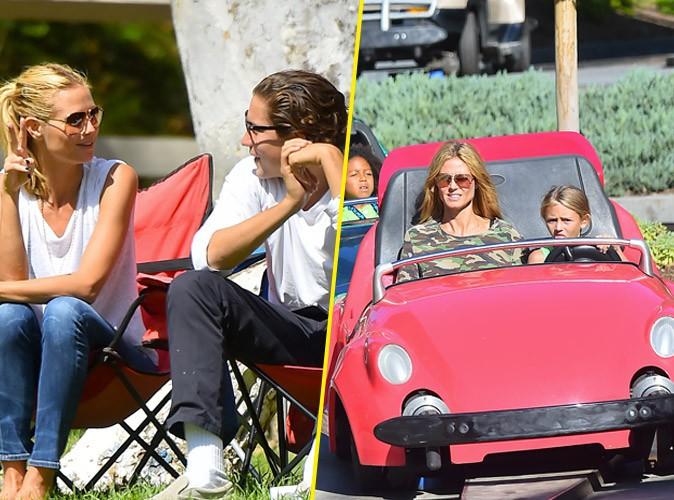 Photos : Heidi Klum : son toyboy, Vito Schnabel, fait partie de la famille !