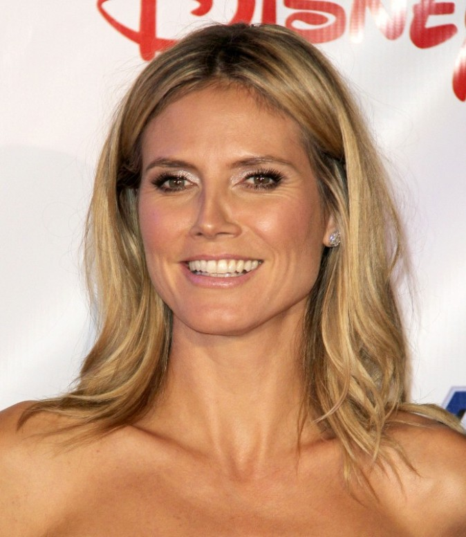 Heidi Klum le 20 octobre 2012 à Los Angeles