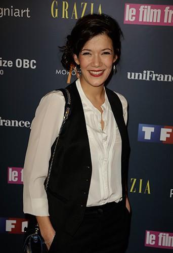 Mélanie Doutey à Paris le 4 février 2014