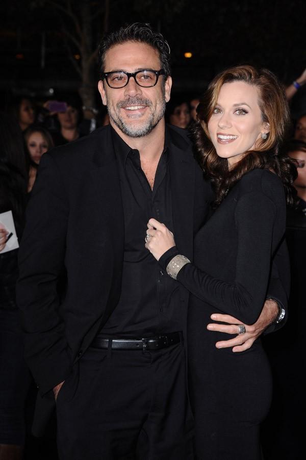 Hilarie Burton et Jeffrey Dean Morgan à la première de Révélations hier à Los Angeles !