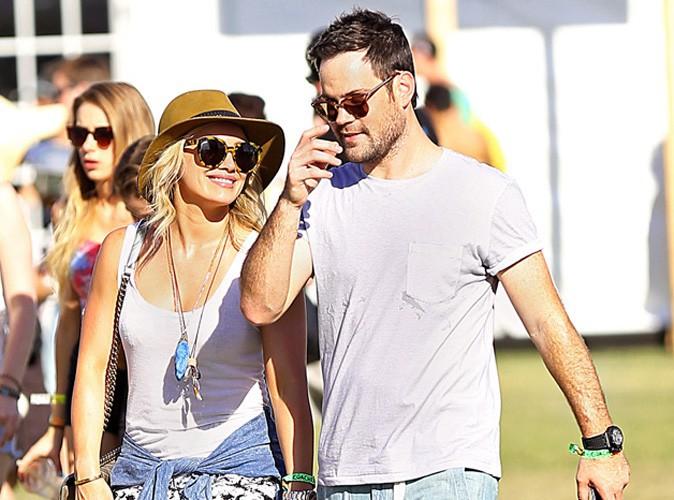 Photos : Hilary Duff : à nouveau in love de son homme, elle n'a d'yeux que pour lui au festival de Coachella !