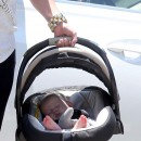 L'adorable Luca Comrie le 21 juillet 2012 à Los Angeles