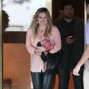 Hilary Duff le 25 juillet 2012 à Los Angeles