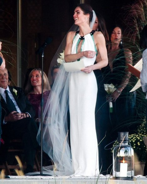 Photos : Hilary Rhoda bluffante pour son mariage avec son footballeur, Sean Avery !