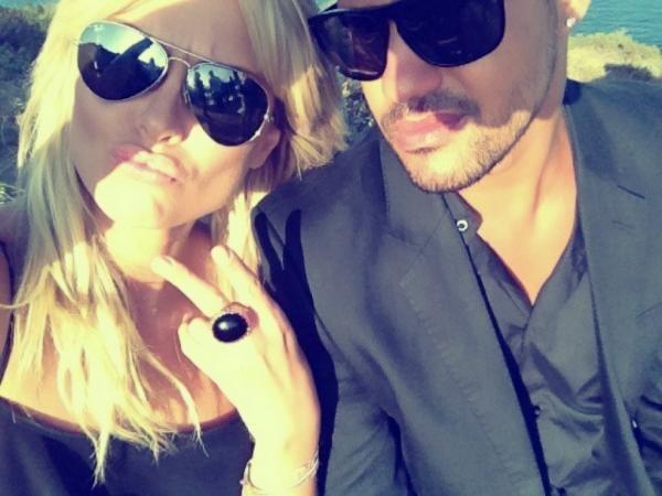 Caroline et Nicolas