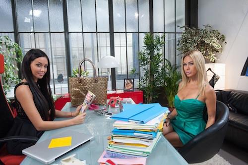 Photos : Hollywood Girls 3 : découvrez les premières photos de la nouvelle saison ! - Nabilla et Geny G