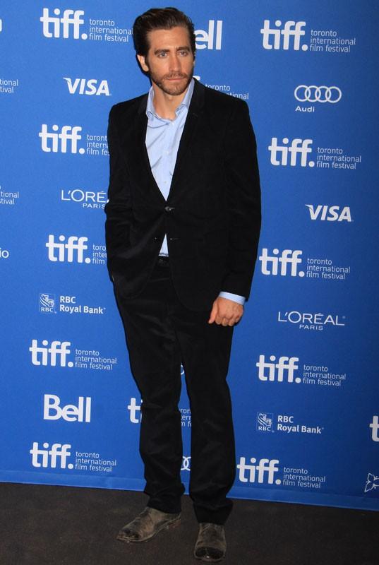 Jake Gyllenhaal et Hugh Jackman présentent Prisoners à Toronto