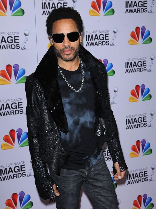 Le chanteur Lenny Kravitz fait partie du casting de Hunger Games !