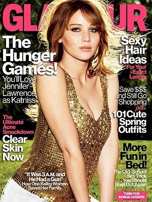 Malgré sa jolie silhouette, Jennifer Lawrence a déclaré dans Glamour que pour sa préparation au film elle n'avait pas fait de régime mais beaucoup de sport.