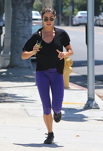 Nikki Reed à Los Angeles le 25 juillet 2014