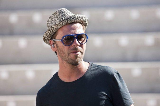 Christophe Maé a 41 ans ce 16 octobre 2016