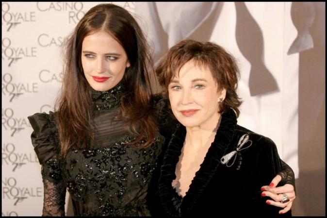 Eva Green et Marlene Jobert