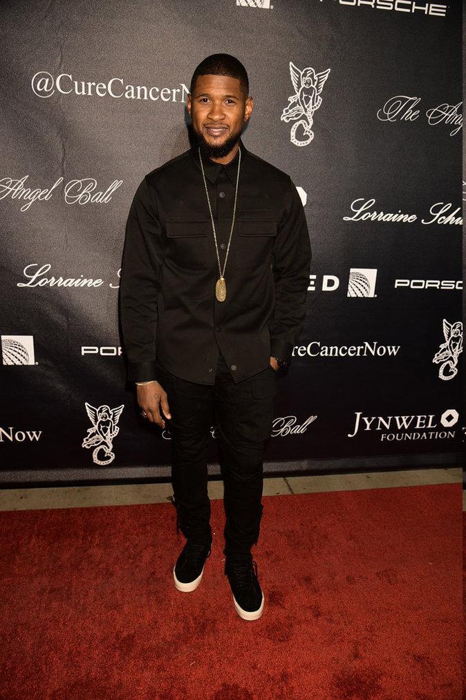Usher a épousé sa compagne Grace Miguel
