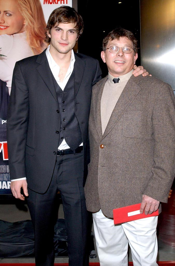 Ashton Kutcher : plus beau que son père !