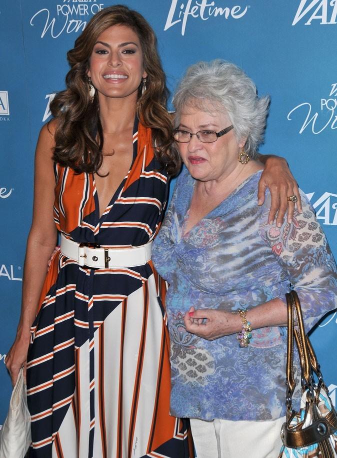 Eva Mendes : plus belle que sa mère !