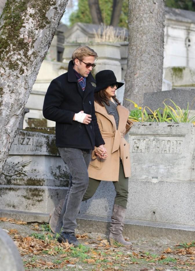 Un film très attendu : celui où Eva Mendes et Ryan Gosling se sont rencontrés !