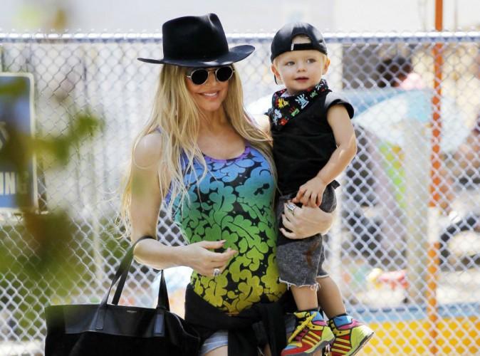 Impossible de résister à Axl, l'adorable petit rockeur de Fergie !