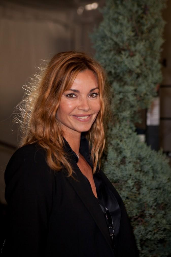 Ingrid Chauvin à Beausoleil le 11 octobre 2014