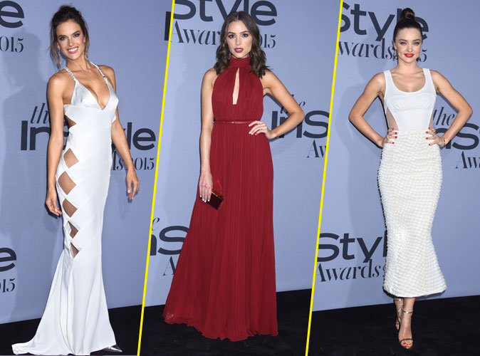 Photos : InStyle Awards 2015 : Alessandra Ambrosio, Olivia Culpo, Miranda Kerr : reines de beauté !
