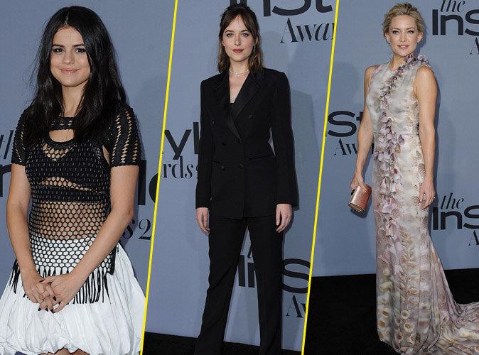 InStyle Awards 2015 : Selena, Dakota, Kate... Un parterre de stars au top !