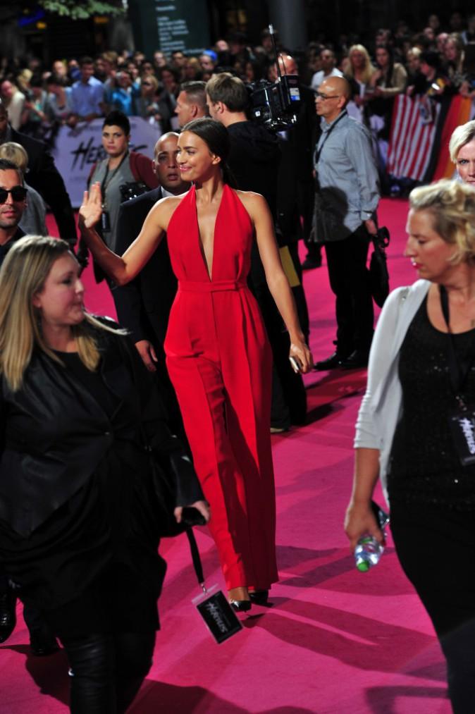 Photos : Irina Shayk : à tomber pour la première berlinoise d'Hercule !