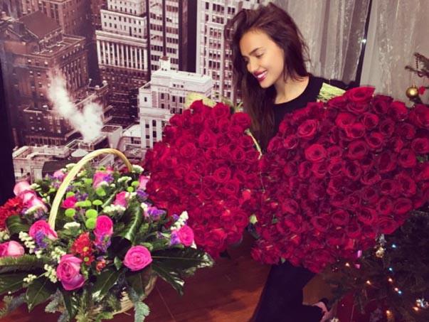 Irina Shayk a fêté ses 29 ans le 6 janvier dernier