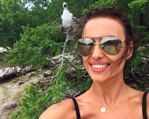 Photos : Irina Shayk : Encore plus belle au naturel !