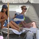 Cristiano doit passer du beau temps à la plage avec Irina !
