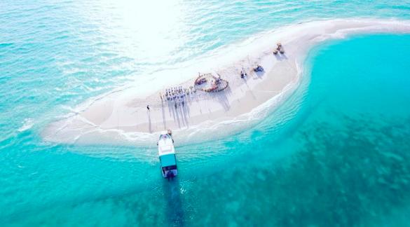 Photos : Isabeli Fontana : Son 3e mariage aux Maldives !
