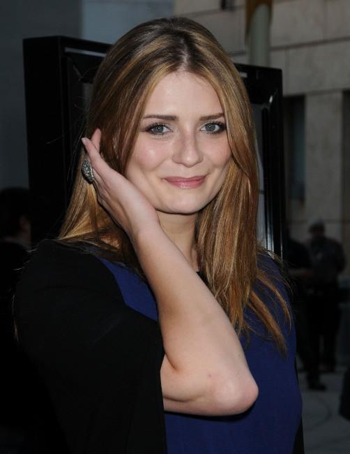 Malgré ses nouveaux kilos, l'actrice semble bien dans sa peau