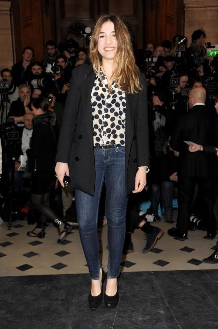 Izïa Higelin le 5 mars 2013 à Paris