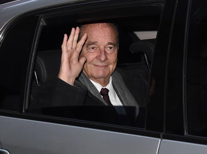 Jacques Chirac : il apparaît fatigué mais souriant le jour de ses 82 printemps !