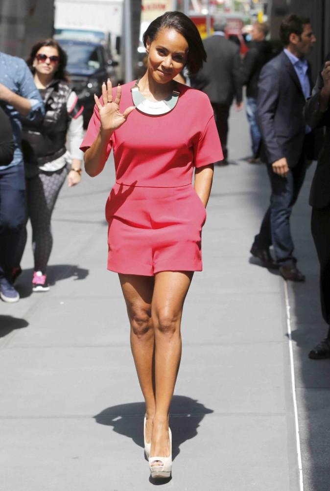 """Jada Pinkett-Smith : À propos de son couple : """"Je ne suis pas là pour surveiller Will"""" !"""