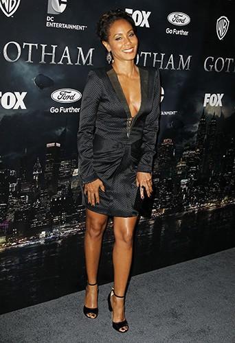 Jada Pinkett Smith à New York le 15 septembre 2014