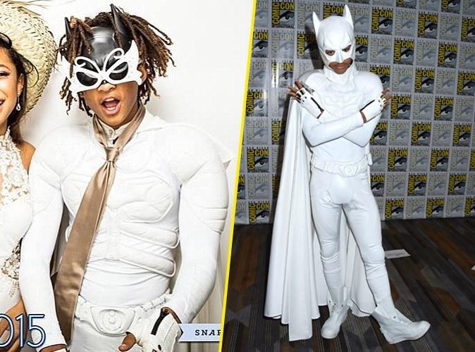Jaden Smith à son bal de promo et au Comic-On 2014 de San Diego