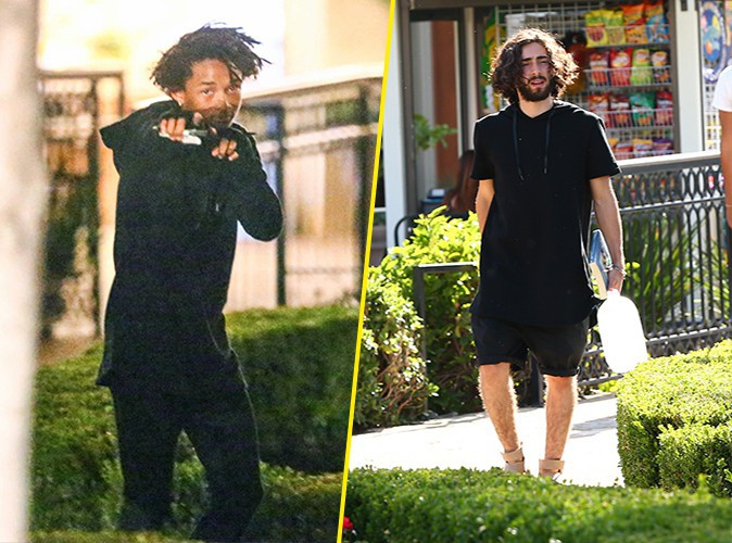 Jaden Smith et Mateo Arias à Los Angeles le 25 juin 2014