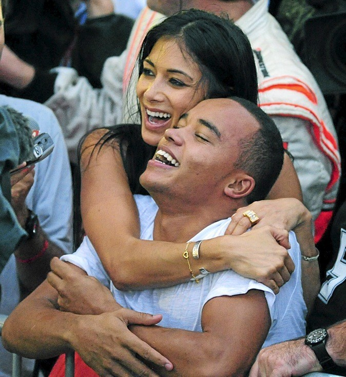 Lewis Hamilton & Nicole Scherzinger : Nouveau départ…