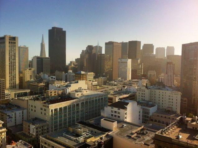 San Francisco de jour !